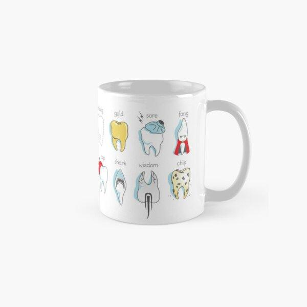 Dental Definitions Classic Mug