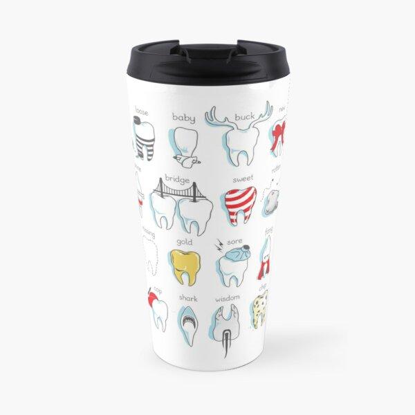 Dental Definitions Travel Mug