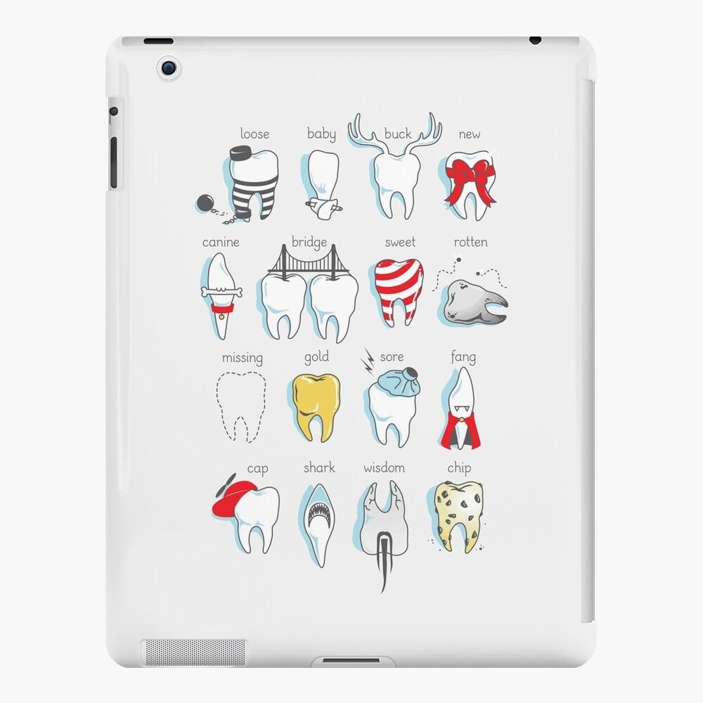 Dental Definitions iPad Case & Skin