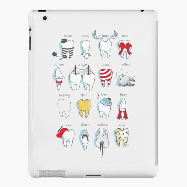 Dental Definitions iPad Snap Case
