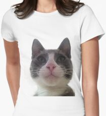 Gracie Kitty Women's Fitted T-Shirt