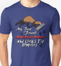 My Best Friend Unisex T-Shirt