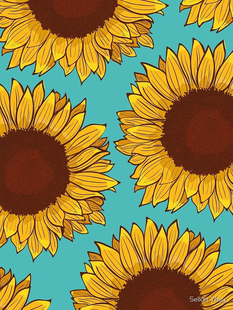 Sunflower by diselachando