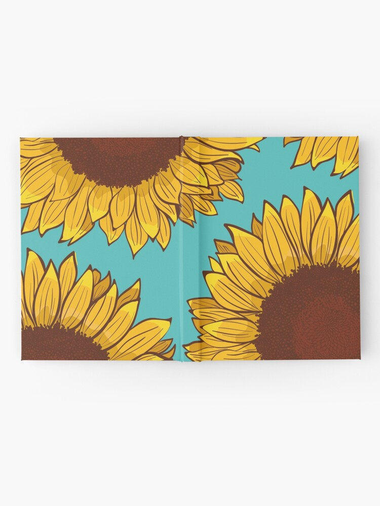 Alternate view of Sunflower Hardcover Journal