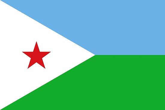 Djibouti - Standard by Sol Noir Studios