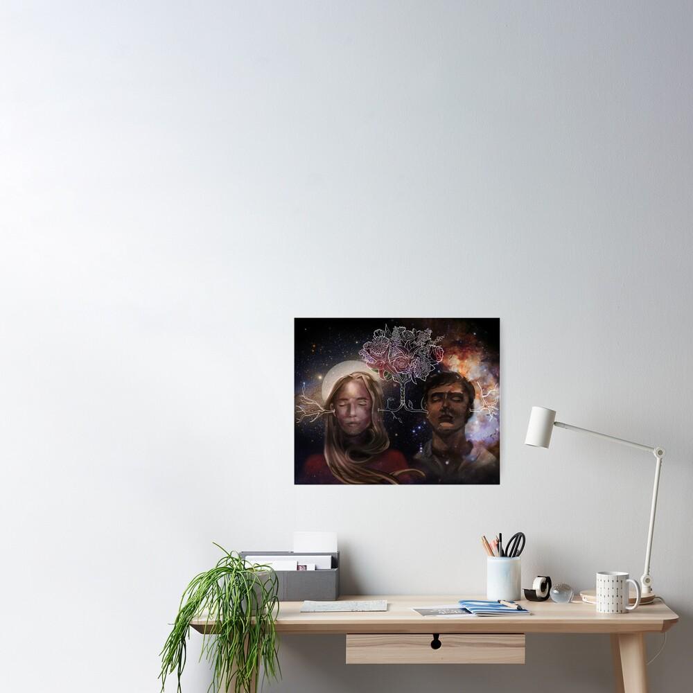 The OA Homer & Prairie Poster