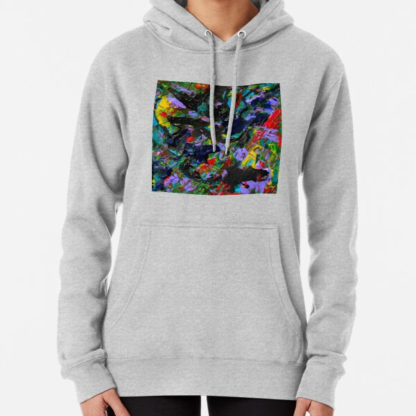 Dark & Bright Design  Pullover Hoodie