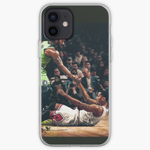 Derrick Rose Funda blanda para iPhone