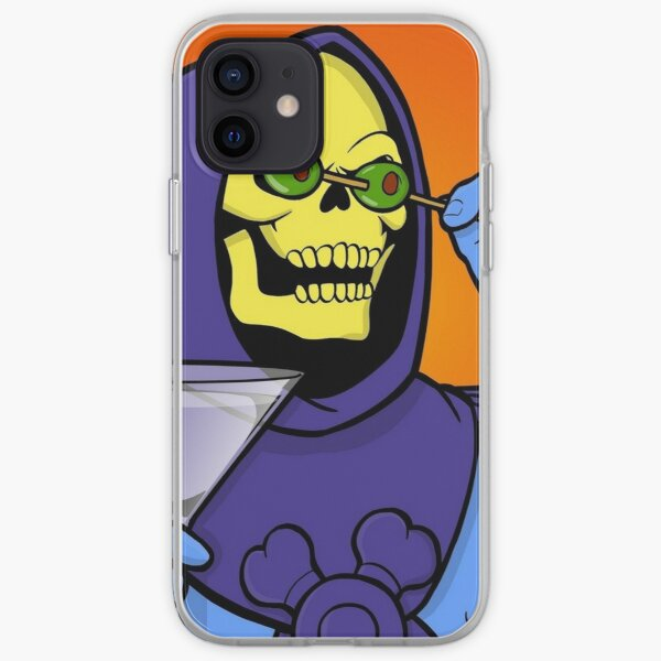 Party Skeletor iPhone Soft Case