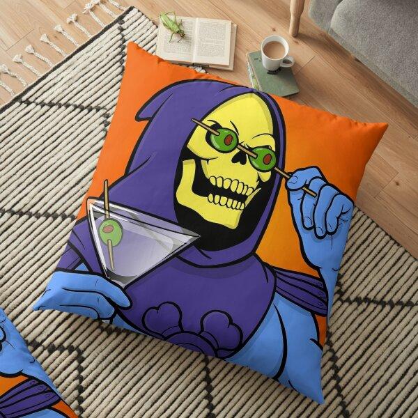 Party Skeletor Floor Pillow