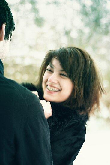 happy by Rebecca Tun