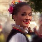 A RUSSIAN SMILE by chick