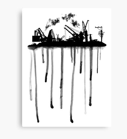 Develop-Mental Impact Canvas Print