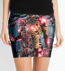 Minifalda Cyberpunk Painting 067