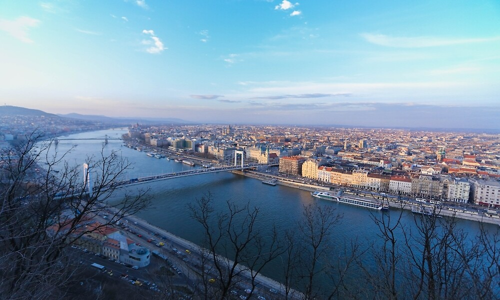 Budapest by MichaelCui