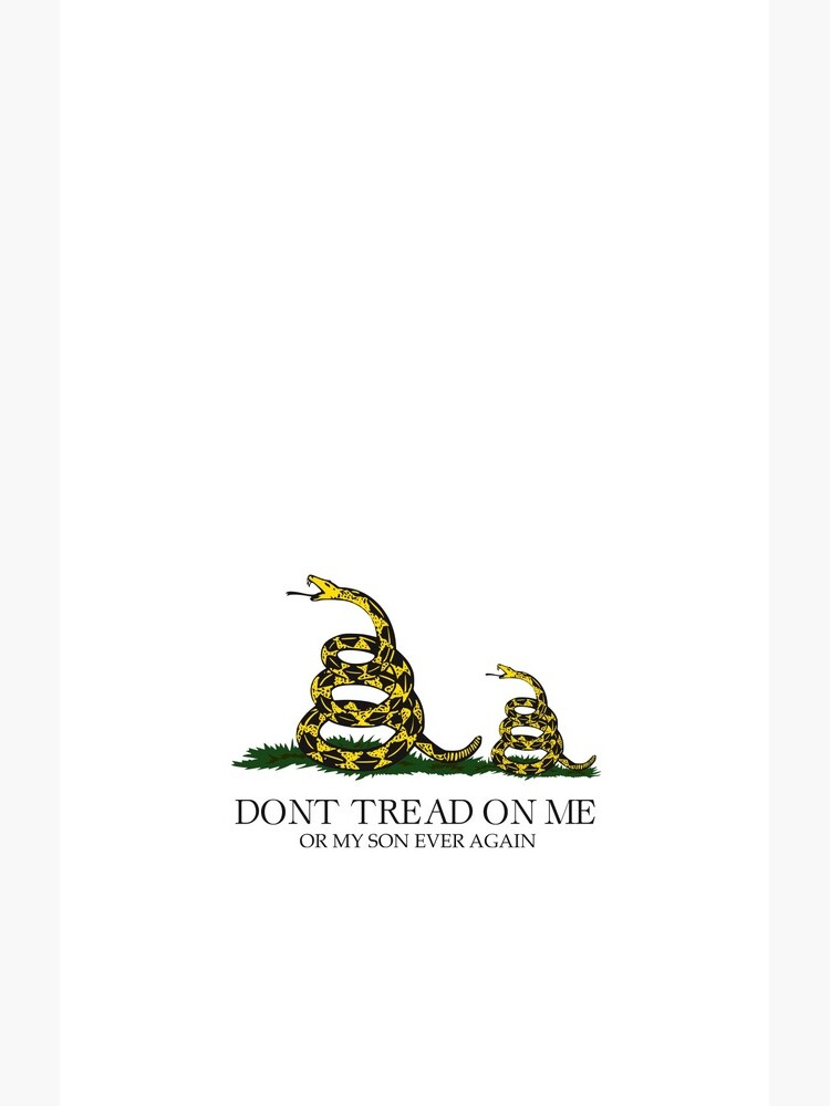 Dont Tread On Memes 2-6 Years Old Child Short-Sleeved Tshirt