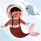 Arctic Mermaid by lobomaravilha