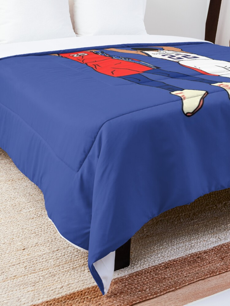 Alternate view of Ben Simmons Makes His First Three Comforter