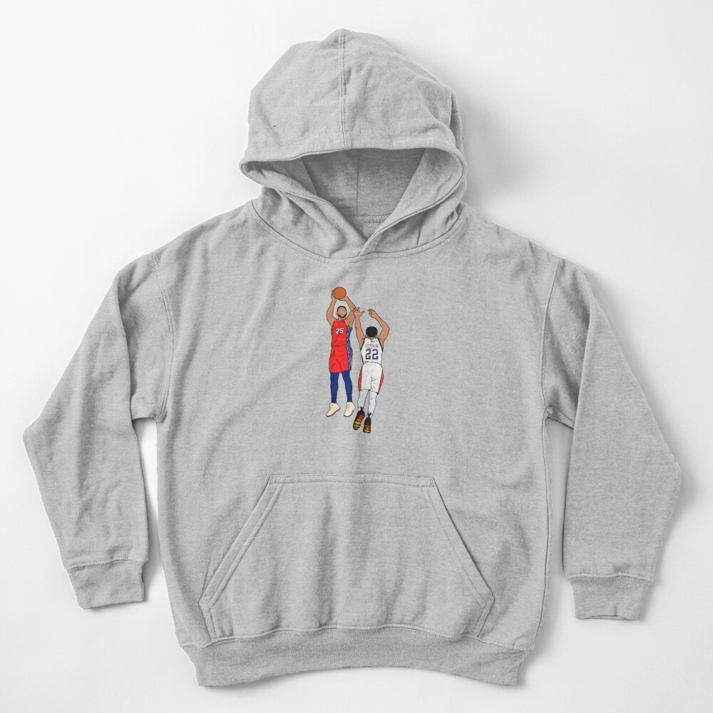 Ben Simmons Makes His First Three Kids Pullover Hoodie