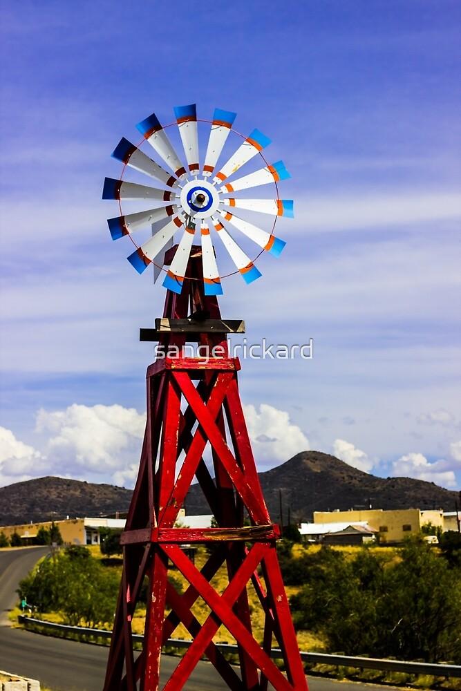 Wind Mill by sangelrickard