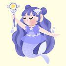 Magic Mermaid by lobomaravilha