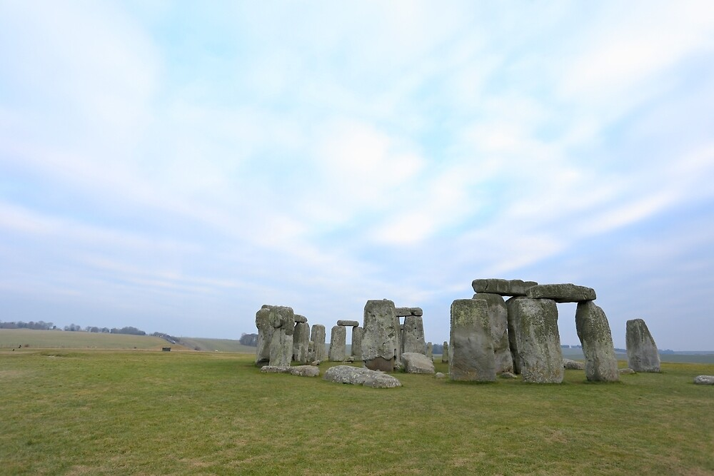The Stonehenge by MichaelCui