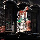 No More Cafe by Alex Preiss