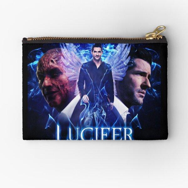 Lucifer Morningstar - diable vs ange Pochette