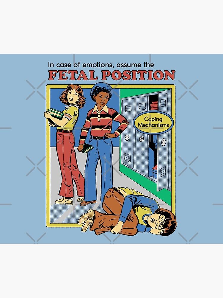 Assume the Fetal Position  by stevenrhodes
