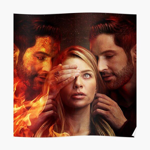 Lucifer et Chloé - Sans se cacher Poster