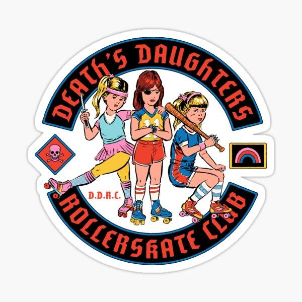 D.D.R.C. Sticker