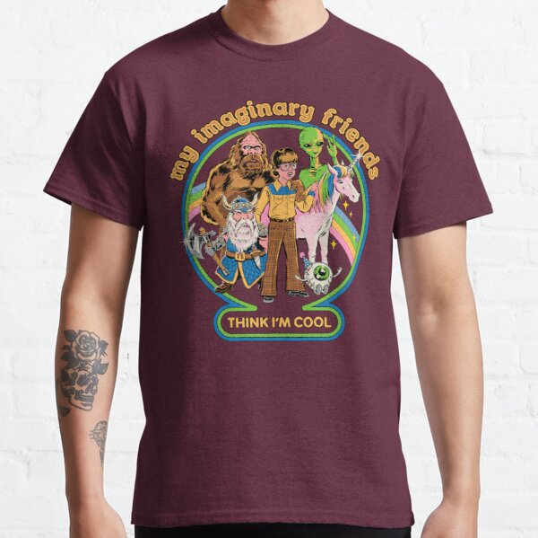 My Imaginary Friends Classic T-Shirt