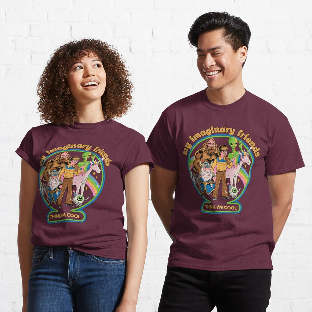 My Imaginary Friends Classic T-Shirt