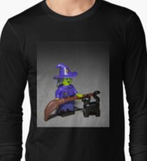 Wacky Witch Long Sleeve T-Shirt