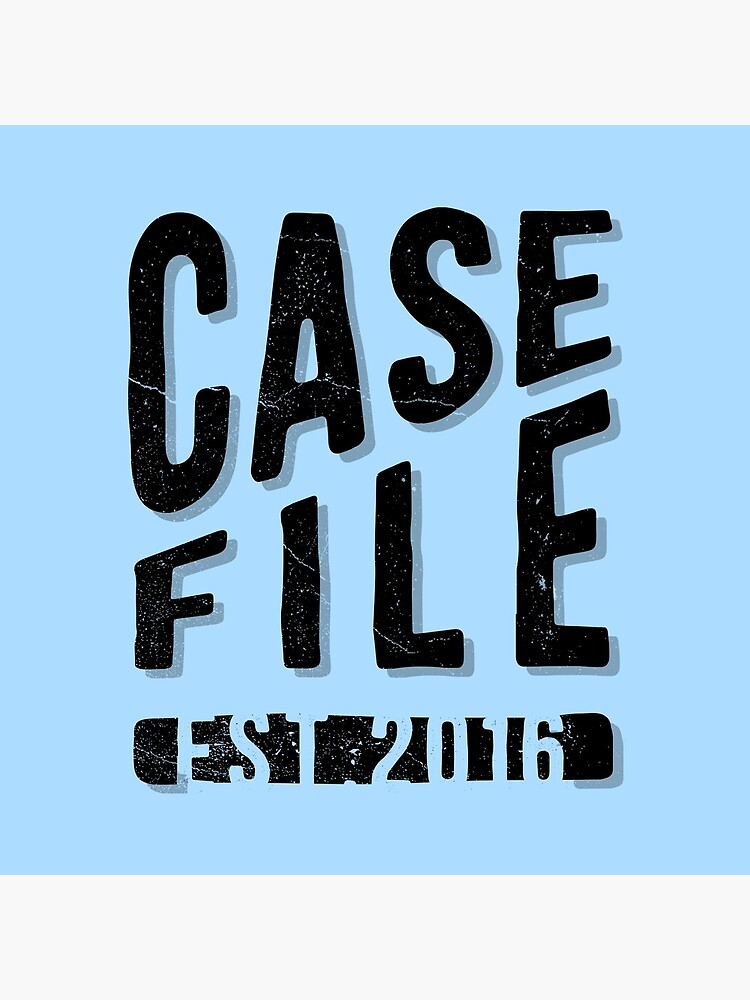 Casefile True Crime Podcast – EST 2016 (Dark) by casefile2016