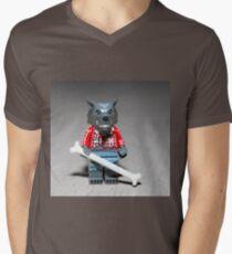 Werewolf Men's V-Neck T-Shirt