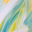 Brushstrokes No 2  by Rose Hewartson