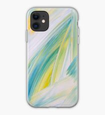 Brushstrokes No 2  iPhone Case