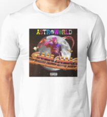 Astro Remake - Travis  Slim Fit T-Shirt