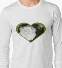 Romantic Night ~ Scent of Gardenias Long Sleeve T-Shirt