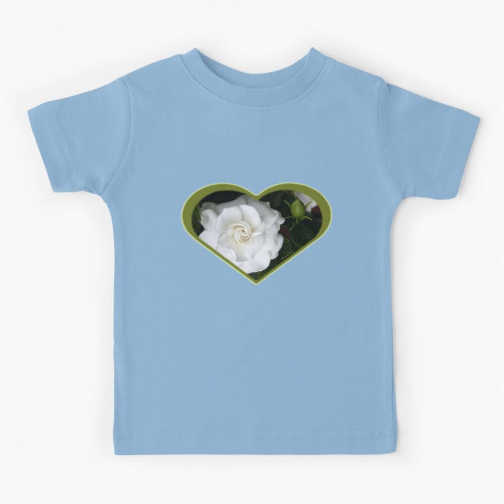Romantic Night ~ Scent of Gardenias Kids T-Shirt