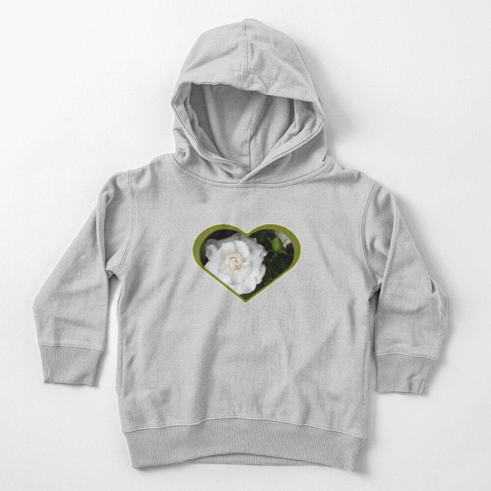 Romantic Night ~ Scent of Gardenias Toddler Pullover Hoodie