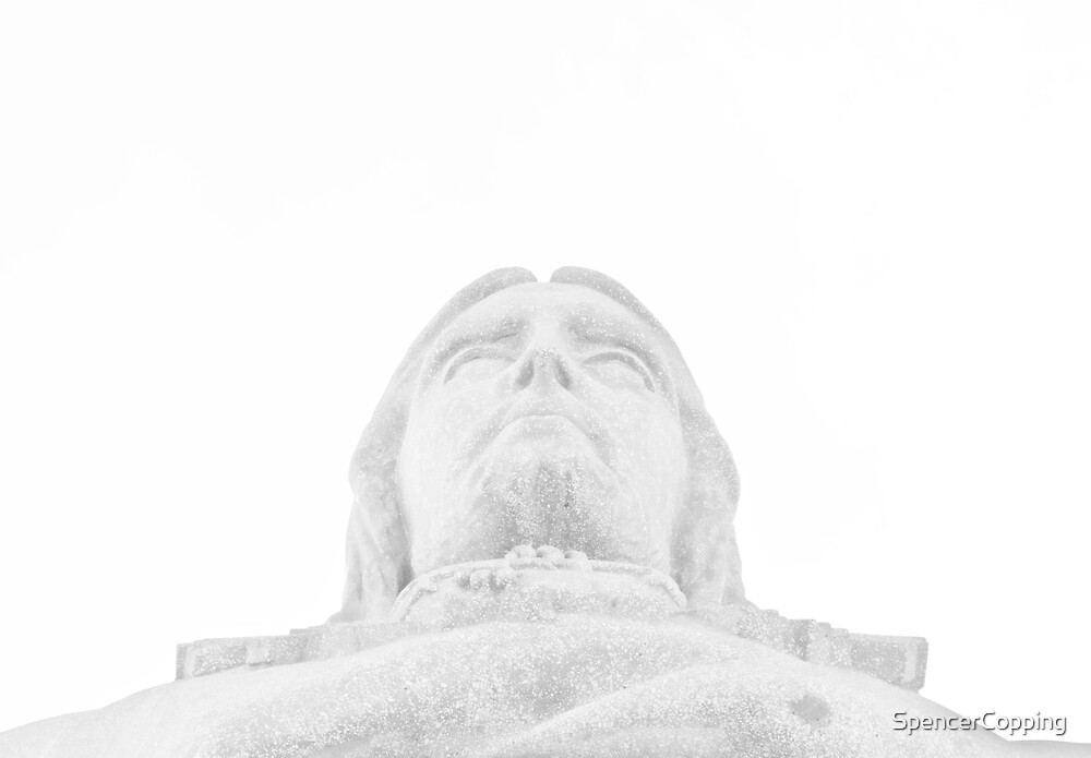 The Redeemer by SpencerCopping