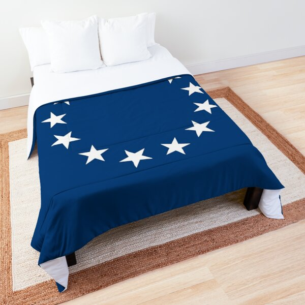 USA 13 Stars Comforter