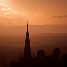 Copper Spire by Paul Whittingham