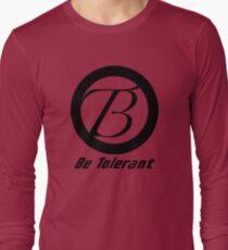 BT Langarmshirt