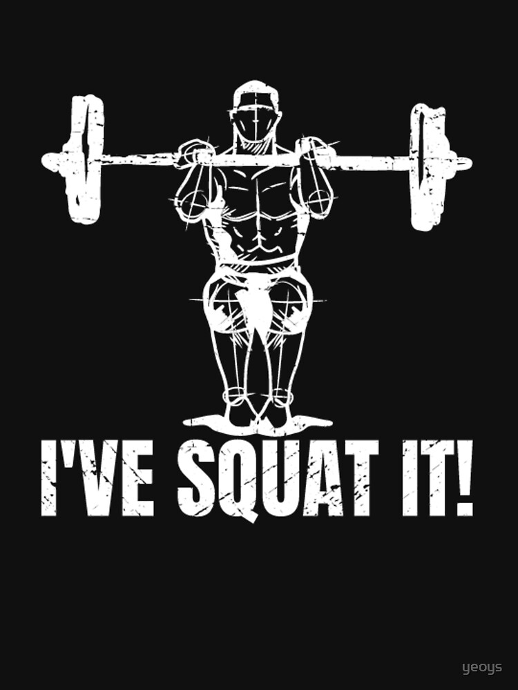 I've Squat It - Squat Workout by yeoys