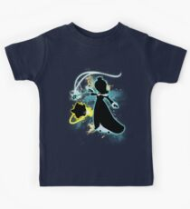 Super Smash Bros. Rosalina Silhouette Kinder T-Shirt