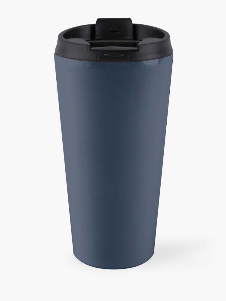 Alternate view of How to Chill Like a Cat Travel Mug