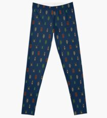 Four Beetles Leggings